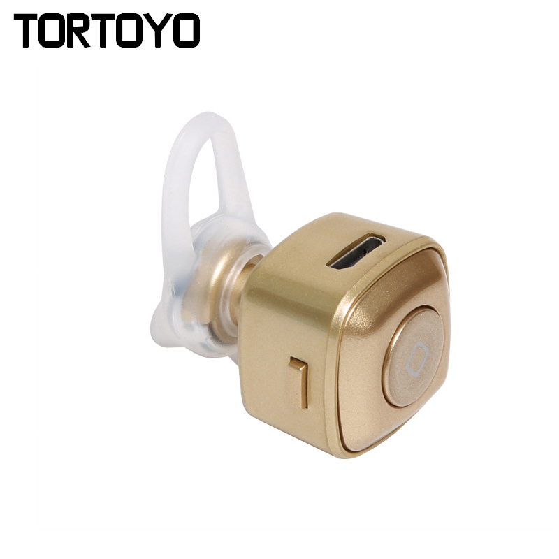Super Mini 8 Universal In Ear Invisible Stereo HD Voice Metal Wireless Bluetooth Earphone Earbuds Handsfree Call with Microphone 6 colors mini wireless bluetooth v4 0 earphone q3 in ear stereo voice control earphone call music
