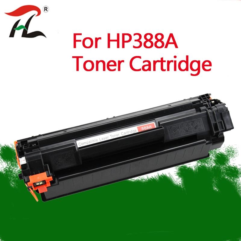 388A 88A Compatible For HP388A 88A Toner Cartridge For HP LaserJet P1007 P1008 P1106 P1108 M1136 M1213nf M1216nfh M1218nf