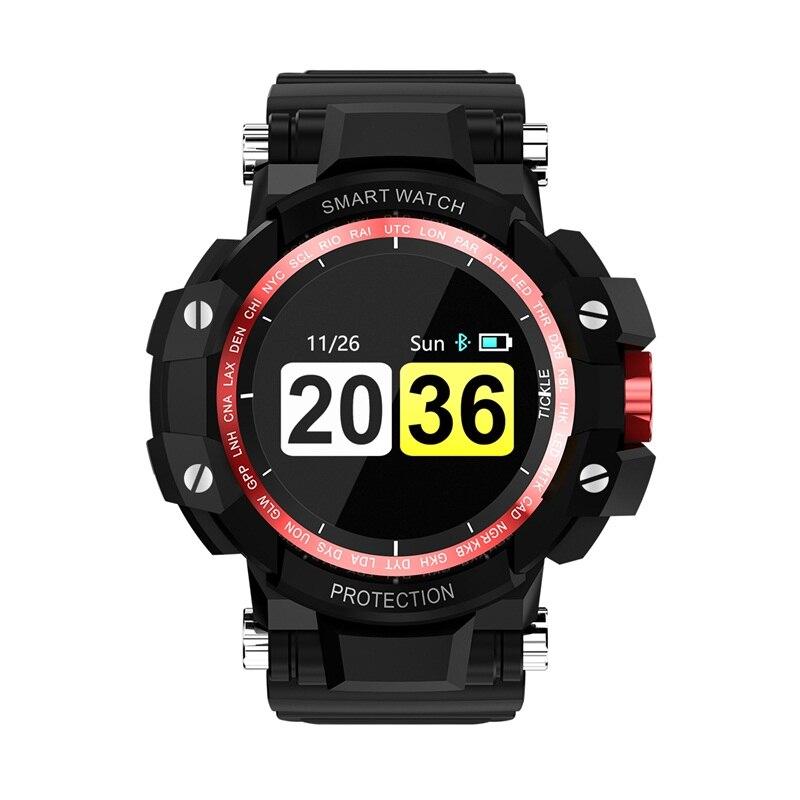 Smartch GW68 Smart Watch Waterproof IP67 200 Days Standby Smartwatch Heart Rate