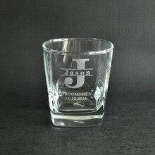 На заказ, стакан для виски, подарки для жениха, монограмма, стекло для виски, es Rocks, стекло es, шотландское стекло es, подарок для папы