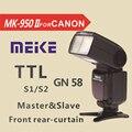 Meike MK950 II-C TTL professional flash speedlite mk950 II for Canon EOS 5D II 6D 7D 50D 60D 70D 550D 600D 650D 700D 580EX 430EX