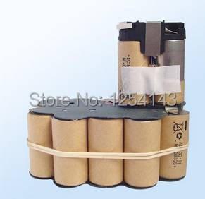 Conjunto de Bateria descarga 10c Tipo : Ni-cd