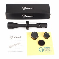 Hunting ohhunt Guardian 4 16X44 SF Rifle Scope 1/2 Half Mil Dot Reticle Side Parallax Turrets Lock Reset Tactical Riflescopes