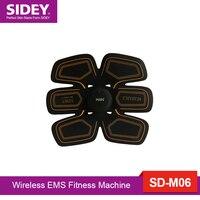 SIDEY Тип M06 облегчить боль Ems площадку Ems тренировки тела Фитнес устройства
