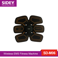 SIDEY type M06 Relieve Pain Ems Pad Ems Body Training Fitness Device