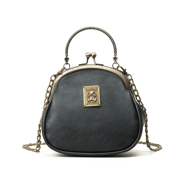 Mini Women Shell Bags PU Leather Messenger Bag 2017 Ladies Crossbody Shoulder Bag Female Saddle Handbags Clutch Bolsa Sac A Main