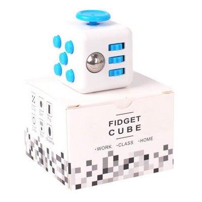 Size 3.3*3.3cm Anti-Stress Fidget Cube - Barkley Deal