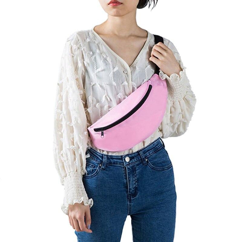 Waterproof Anti Theft Design Belt Bag Women Large Capacity Polyester Designer Fanny Packs Men Solid Mobile Phone Waist Bag 210