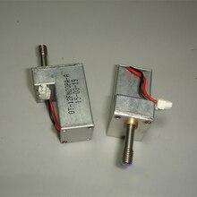 Микро N20 редуктор ed Мотор DC 3V 5V 6V Z Форма литой алюминиевый корпус для снижения скорости двигателя, полностью металлический редуктор, 940-2040 об/мин, 4 мм резьба