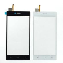 Touch Panel Sensor Für Senseit A109 Touchscreen Digitizer Front Glas Touchscreen Ersatz mit 3 mt Band