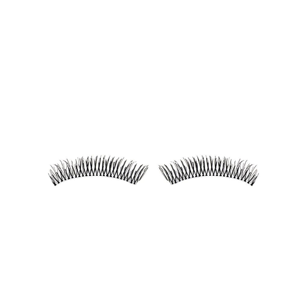 10 Pairs Pure Handmade False Eyelash Eye End Stretched Thick Fake Eyelashes Cosmetic Eye Makeup Accessaries
