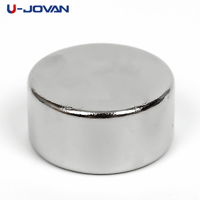 5Pcs Cylinder N52 Round Rare Earth Neodymium Super Strong Magnet 20mm x 10mm New