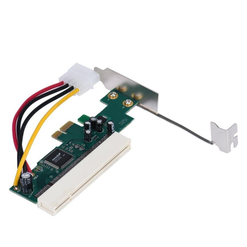 PCI-Express PCI-E To PCI Bus Riser Card High Efficiency Adapter Converter Jun22 Professional Factory Price Drop Shipping