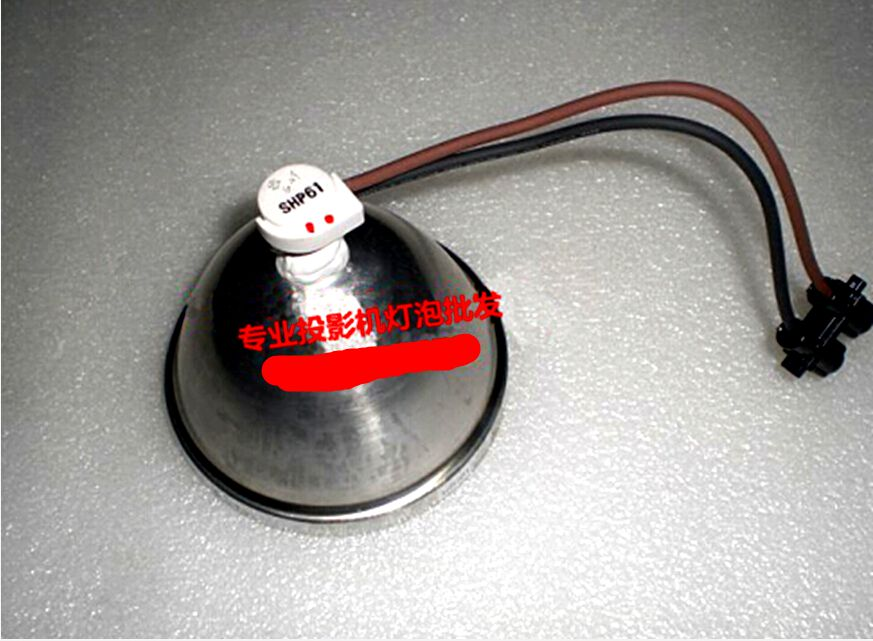 все цены на 100% Original Phoenix SHP61 Projector Bare Bulb for Sanyo 610-318-7266 / POA-LMP76A онлайн