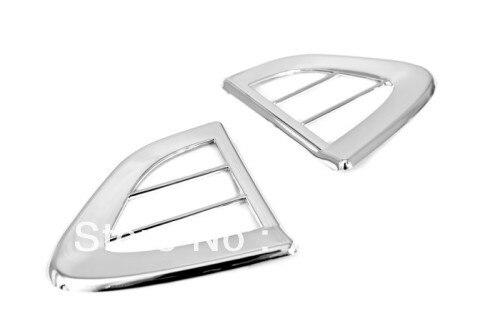 Chrome Side Fender Vent Cover For Chevrolet Captiva