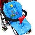 Colchões de Assento almofada Carrinho De Criança Carrinho Carrinho de Bebê Dos Desenhos Animados Travesseiro Tampa Do Carro Carrinho de Criança Engrossar Almofada Térmica Pad TSP358