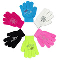 2016 new figure skating gloves anti fall protection gloves we dance