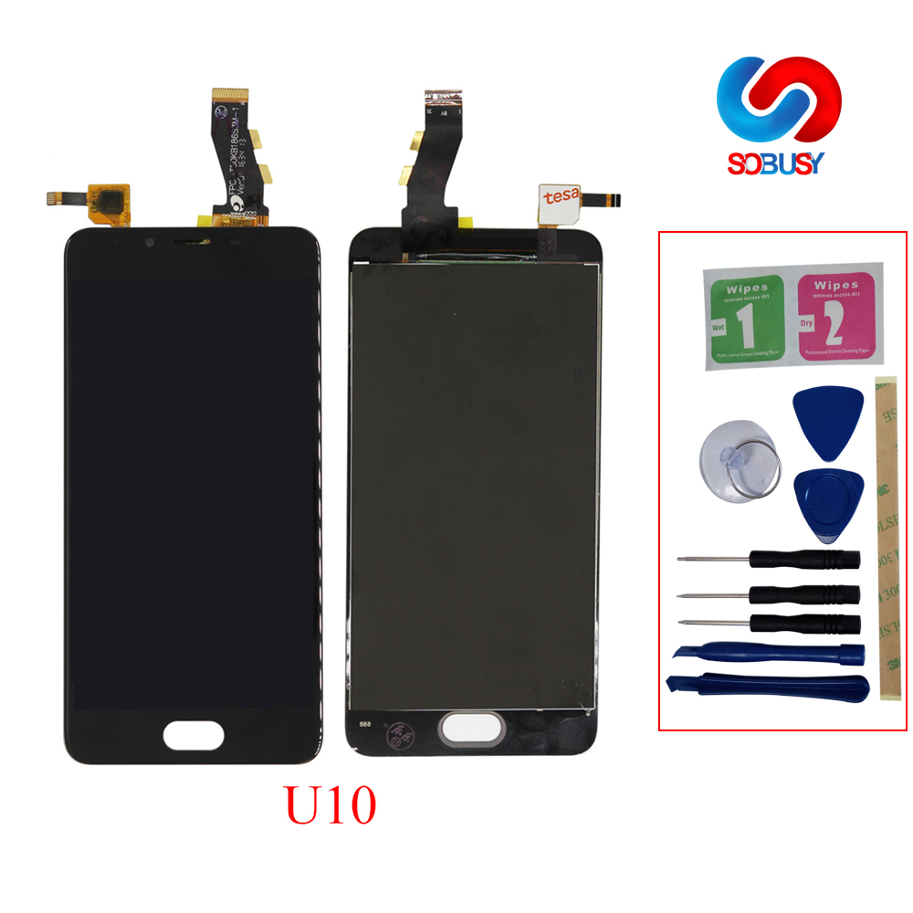 Original LCD Display For MEIZU U10 LCD Touch Screen Digitizer with Frame LCD Replacement Screen For Meizu U10 LCD Display PartsOriginal LCD Display For MEIZU U10 LCD Touch Screen Digitizer with Frame LCD Replacement Screen For Meizu U10 LCD Display Parts