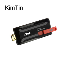 KimTin MK809 IV Android 5.1 mini PC Quad core RK3229 TV Stick 2GB RAM 8GB ROM Wifi HDMI 4K H.265 TV Dongle Bluetooth MK809IV