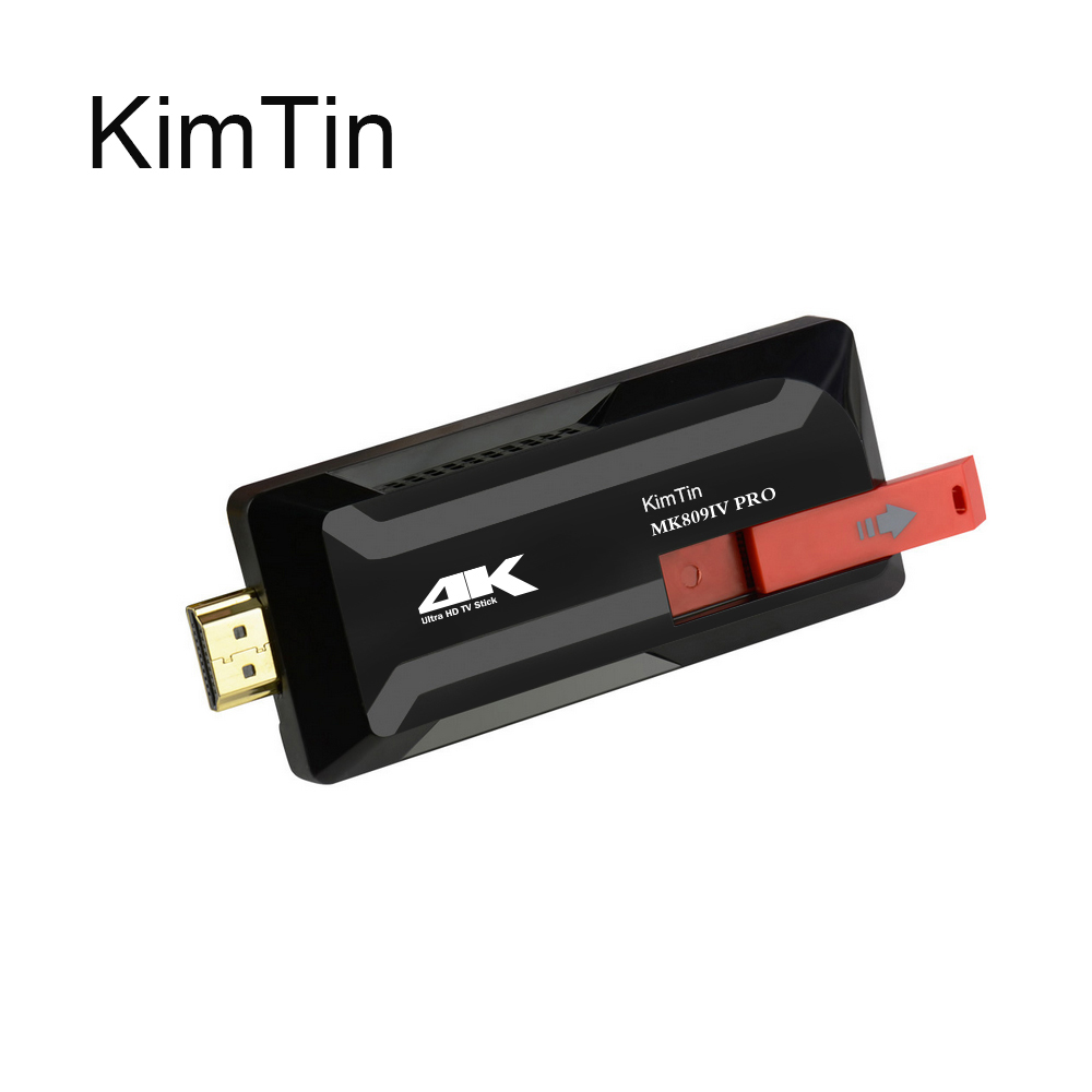KimTin MK809 IV Android 5.1 mini PC Quad core RK3229 Mi TV Stick 2GB RAM 8GB ROM Wifi HDMI 4K H.265 TV Dongle Bluetooth MK809IV византийская армия iv xiiвв