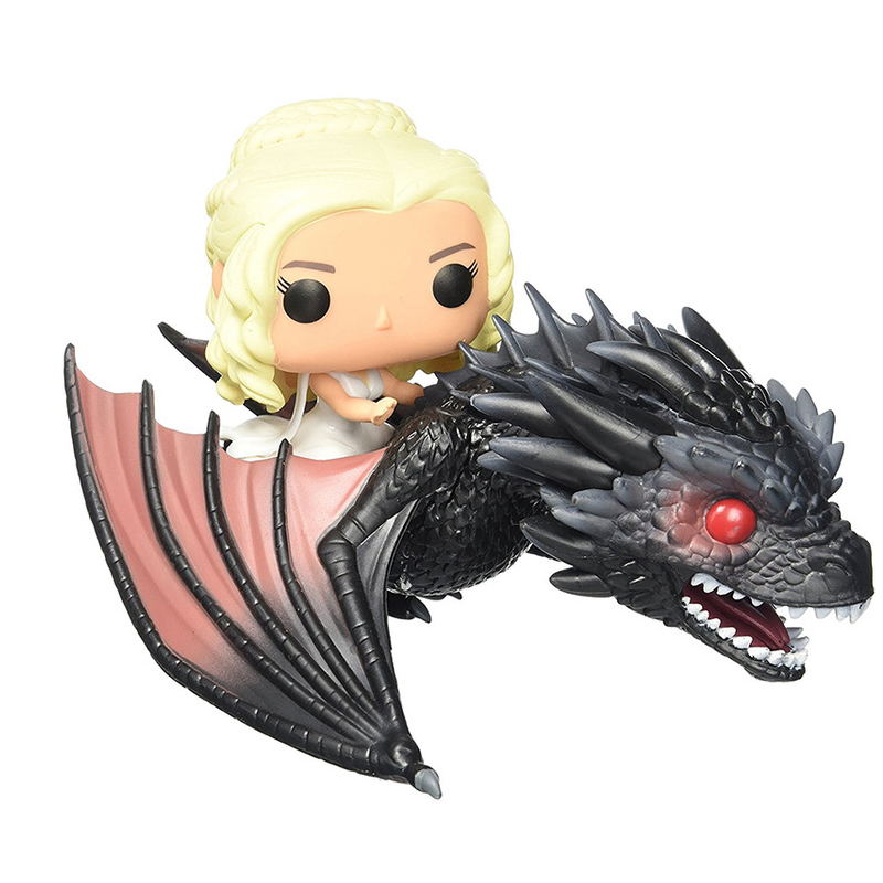 Funko pop originais Song Of Ice And Fire Game Of Thrones PVC Action Figure boy toys birthday Gift Christmas toys for children funko pop princess elsa anna action figure model doll kids toys birthday gift for girl 410cm christmas gift