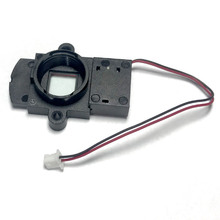 Lens-Holder IR-CUT-FILTER IRCUT Mount Cctv-Ip-Camera for HD 2pcs 3MP M12--0.5-Lens