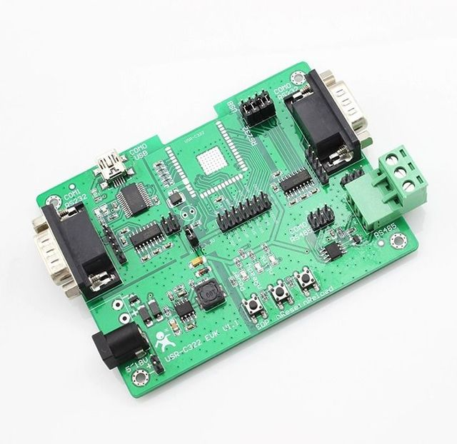 [USR-C322-EVK] WIFI Module USR-C322 Evaluation Board
