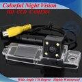 Бесплатная доставка проводной HD CCD стоянка для автомобилей заднего вида камера заднего вида для Toyota Highlander 2009/2010 ночного видения водонепроницаемый