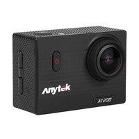 Автомобильная мини камера anyket Водонепроницаемый экшн Камера AT200 2,0 дюймов Full HD 1080 P Wi Fi Спортивная Экшн камера Камера Цифровая видеокамера ви