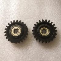 Noritsu minilab gear A236527 QSS 2301/2701/2901/توسيع لطباعة إكسسوارات قطع غيار الماكينة جزء/2 قطعة|gear printer|gear technologiesgear manual -