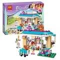 Bela 10537 clínica veterinária building blocks define diy educacional bricks brinquedos compatível com os amigos para a menina