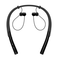 цена на HBQ-Q14 Wireless Neckband Waterproof Sports Bluetooth Headphone Handfree Neckband Headset with mic for Xiaomi iPhone Samsung