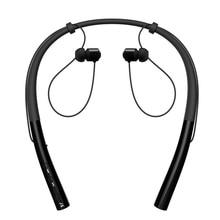 HBQ-Q14 Wireless Neckband Waterproof Sports Bluetooth Headphone Handfree Neckban