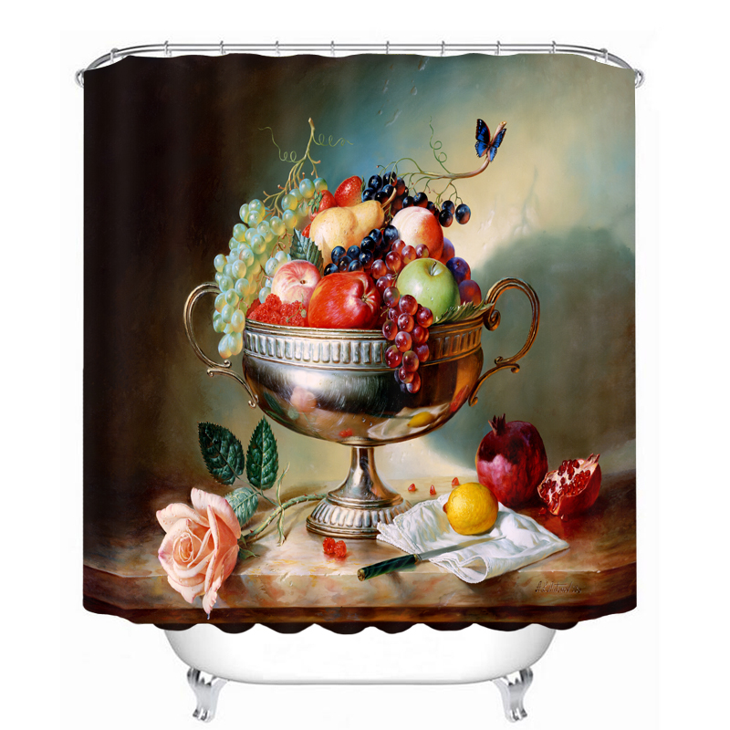 Aliexpress.com : Buy MYRU 3D Print Waterproof Fruit Bowl
