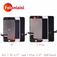 High Quality For IPhone 7 7G 4 7 And 7 Plus 5 5 Full Lcd Display