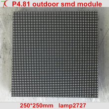 P4 81 outdoor for rental business smd full color module