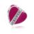 Serve para pandora pulseiras presentes de amor grânulos de prata com cz claro 2017 100% 925 prata esterlina encantos diy jóias 08499