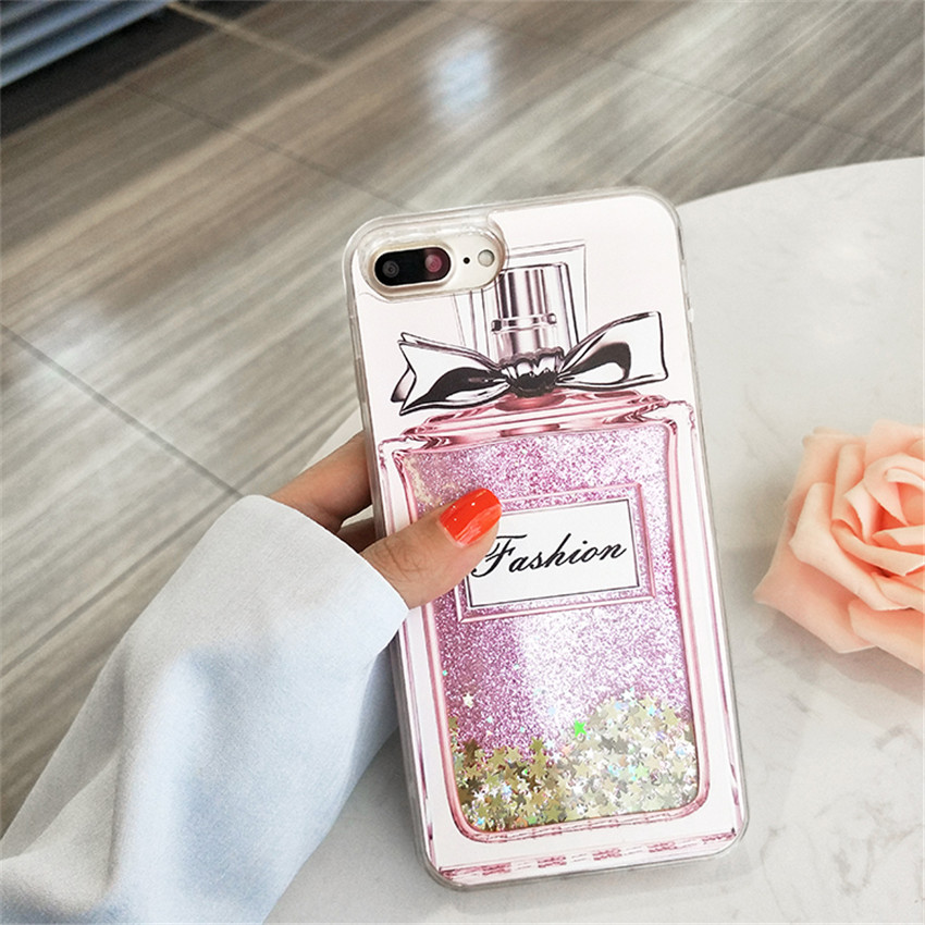 coque iphone 8 parfum