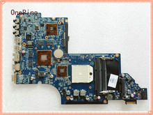 for HP PAVILION DV6-6000 NOTEBOOK 640454-001 HD6650/1G DV6-6000 laptop motherboard 100% Tested 60 days