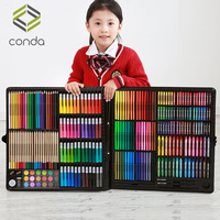 Children's Paintbrush Painting Set, School Supplies, Oil Crayon Painting Tools, Kids Watercolor Pen, Art Stationery Gifts.