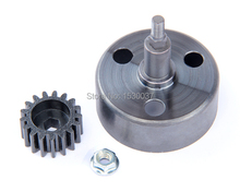 New alloy upgrade clutch bell 1/5 rc car baja Parts(85092)!! free shipping