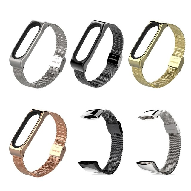 ONLENY Mijobs Milanese Metal Strap 155-255mm Watch Band Wristband Stainless Steel
