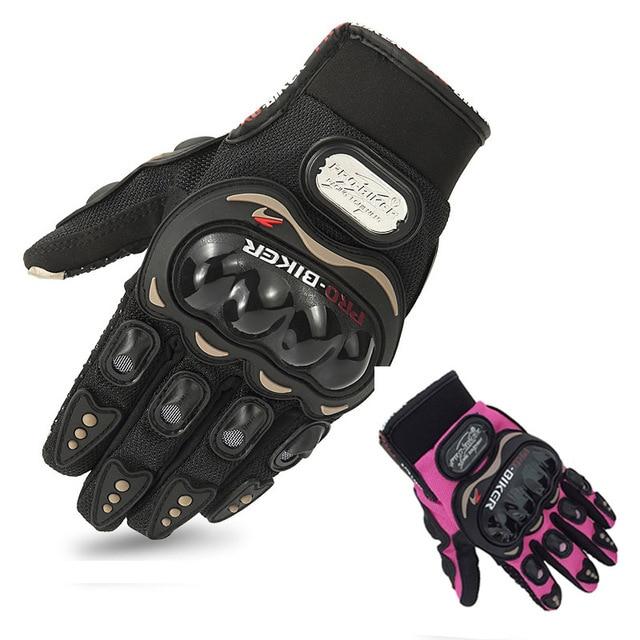 Ladies Biker Gloves 2