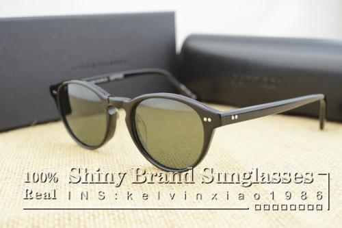 Жестяная банка быть согласно требованиям клиента oliver народов райли - k поляризованные солнечные очки винтажный мужчины и женщины солнечные очки дизайнерский бренд с чехол