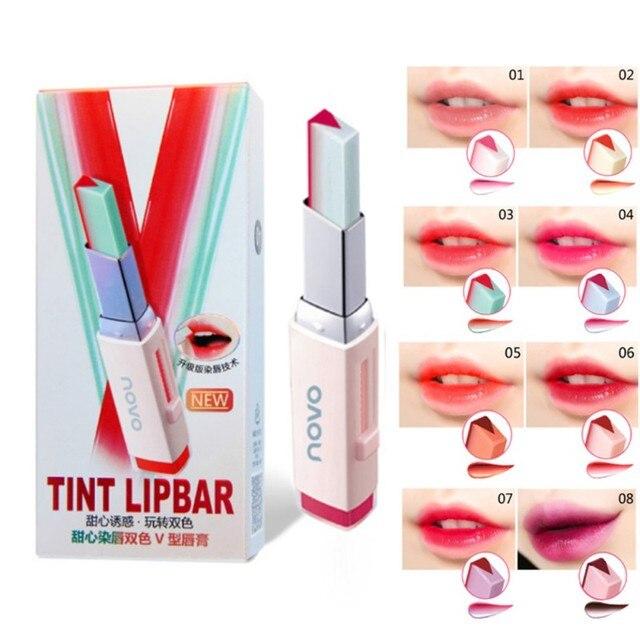 Fashion Korean Lipstick Bite Gradient Silky Long Lasting Moisturzing Nourishing Lipstick Lip Balm Lips Makeup Cosmetic maquiagem 1