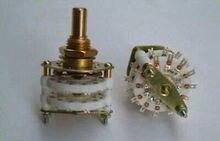 PCK 10 5-ходовые поворотные керамические переключатели
