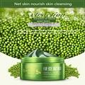 Mung bean mud mask hydrating oil-control acne wash mud mask Face cream F201