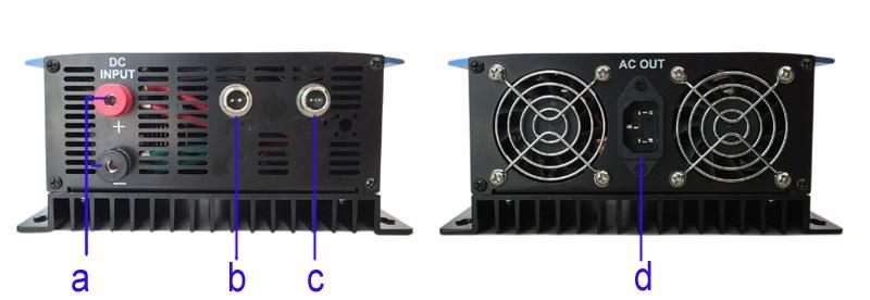 HTB1quErNFXXXXcyXVXXq6xXFXXXp - 1000W MPPT Solar Grid Tie Power Inverter with Limiter Sensor DC 22-60V / 45-90V to AC 110V 120V 220V 230V 240V connected system