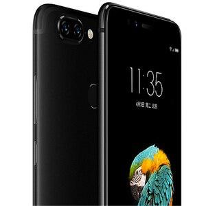 "Image 2 - Küresel sürüm Lenovo S5 K520 K520T Smartphone 4GB 64GB 5.7 ""18:9 cep telefonu Snapdragon 625 çift arka kamera parmak izi"