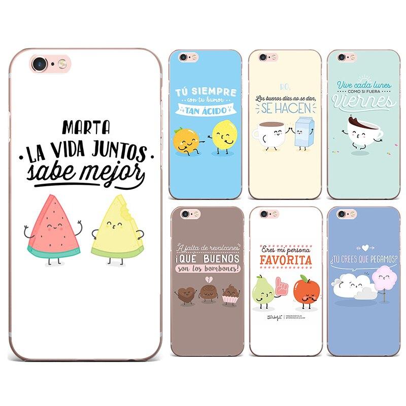 5530027e4f8 Mr Wonderful Fundas For IPhone 4 4S 5 5S SE 6 6S PLUS 7 7 PLUS Case Luxury  Silicone Soft Tpu Phone Cover Series Cartoon Case